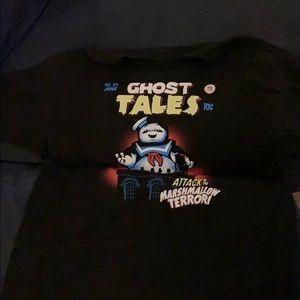 Ghostbusters comic shirt